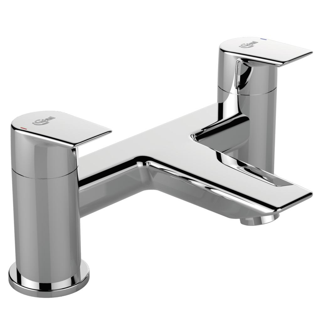 Product details a6590 2 hole dual control bath filler for Bathroom accessories taps