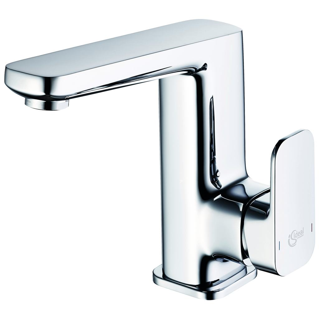 Single Lever High spout basin mixer without Pop up waste