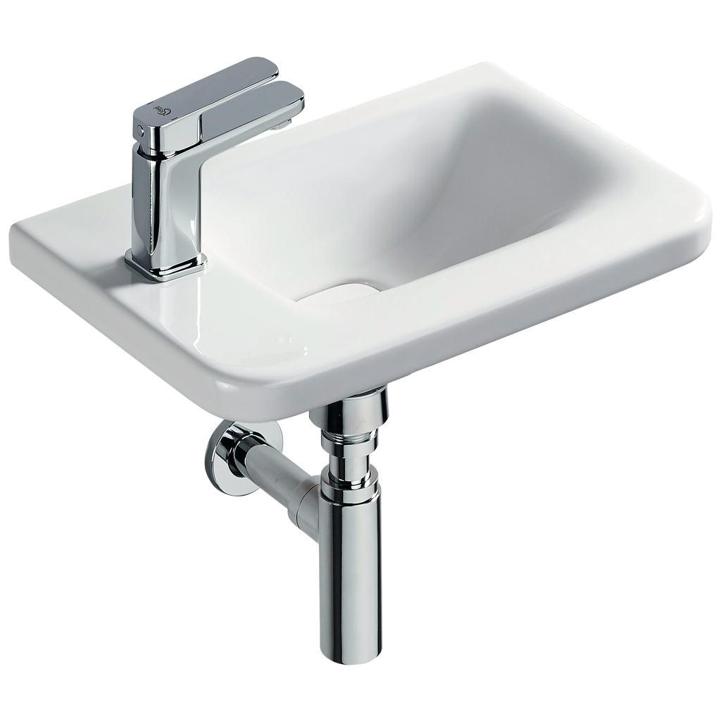 Guest Basin Asymmetric 45x31cm