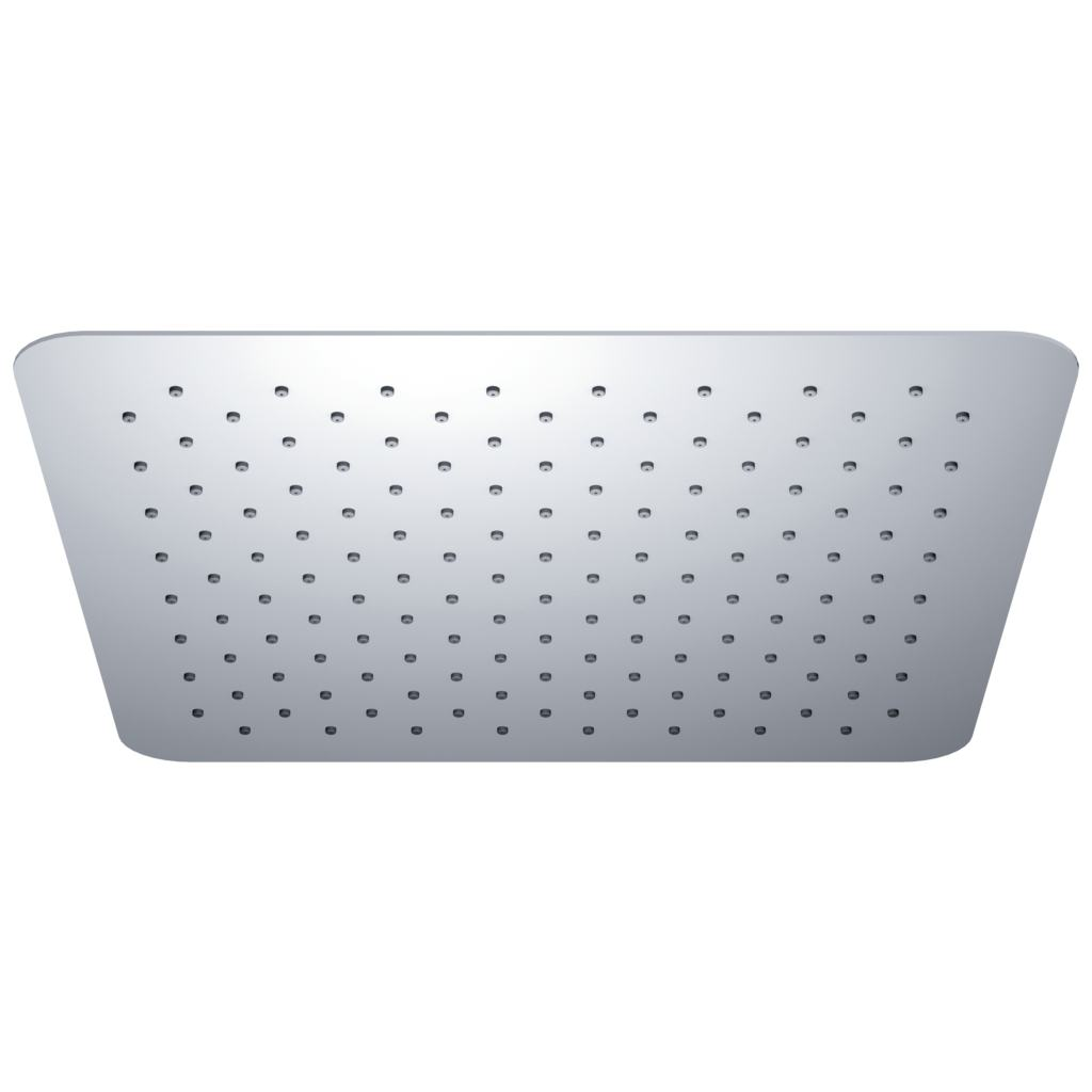 Ideal Standard B0389 M1 Shower Head Square Size