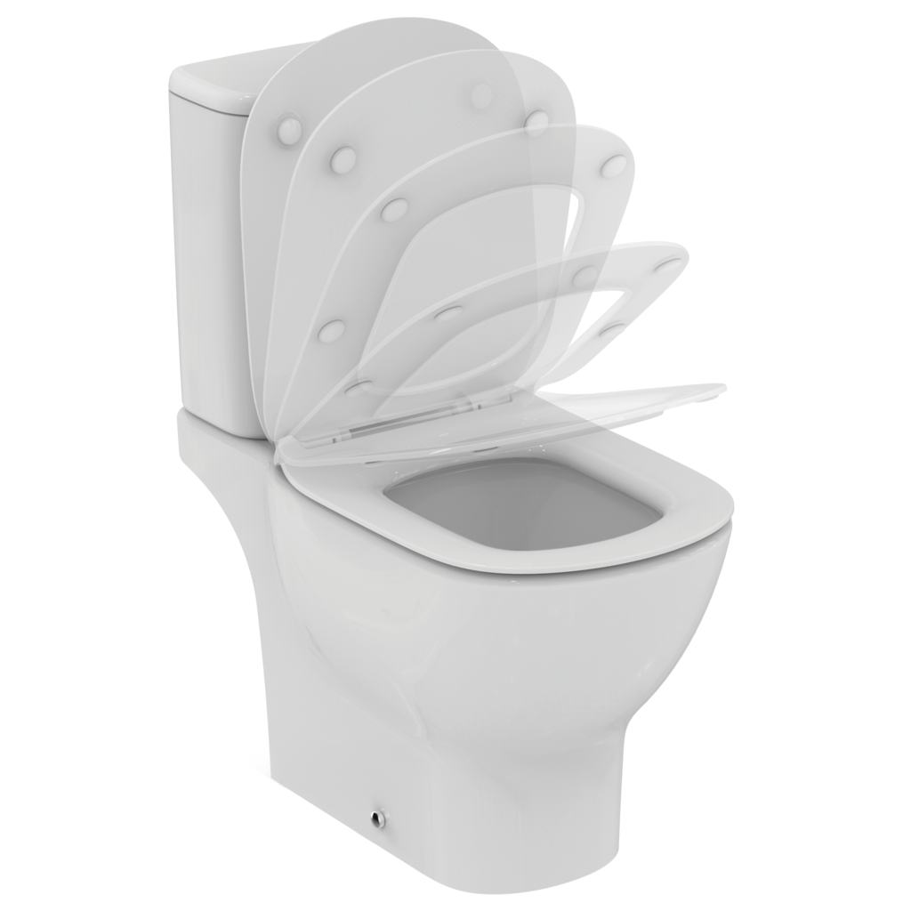 Ideal Standard T0087 Floor Standing Wc Bowl For
