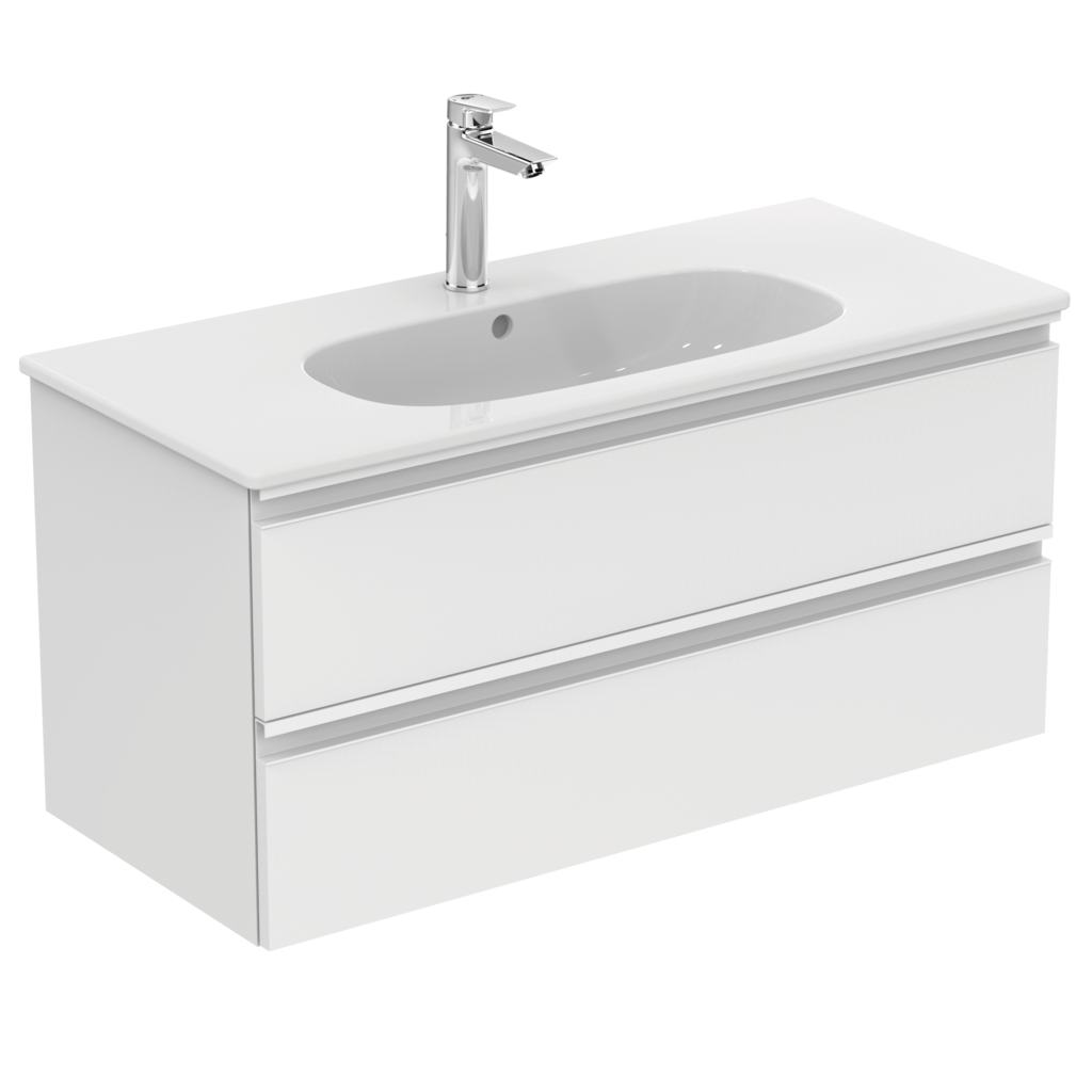 Ideal Standard | T0052 | Basin unit 100 cm