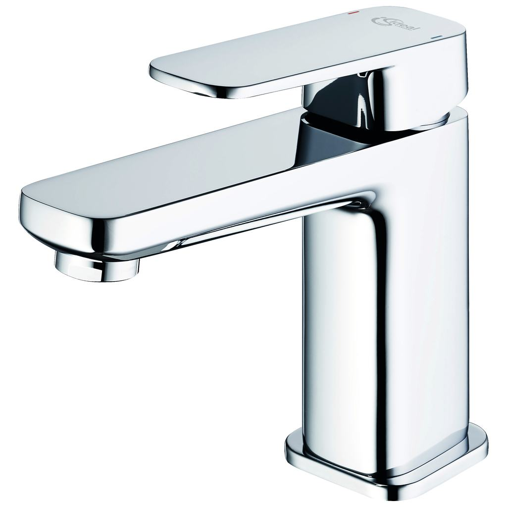 Single Lever Basin mixer without Pop up waste