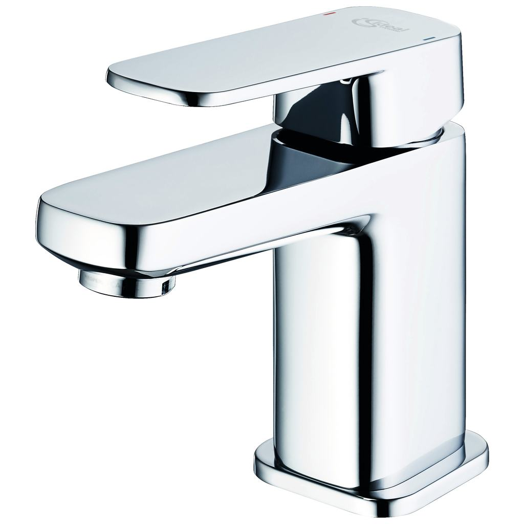 Single Lever Small basin mixer without Pop up waste