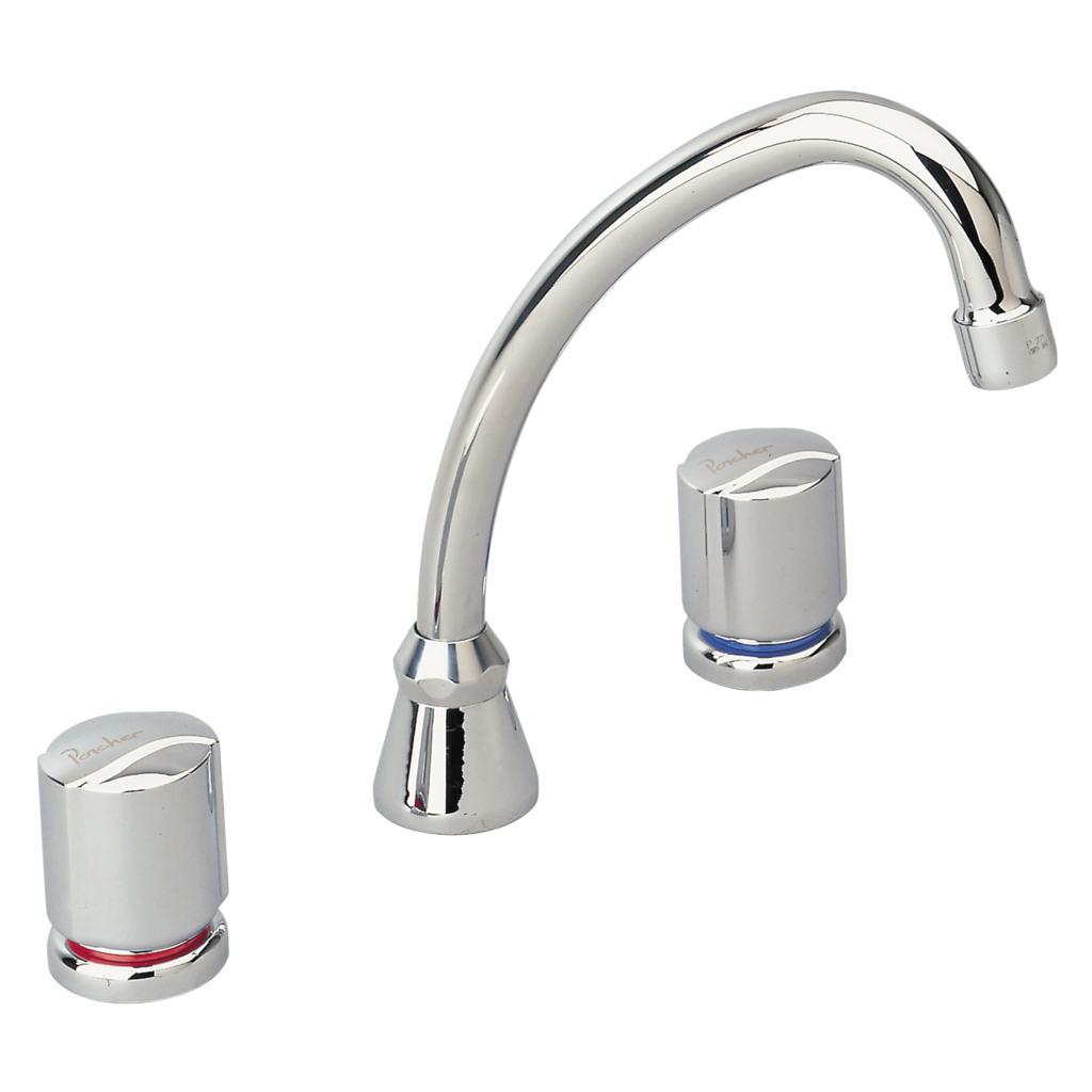 Product Details D2229 Mélangeur Lavabo 3 Trous Ideal Standard