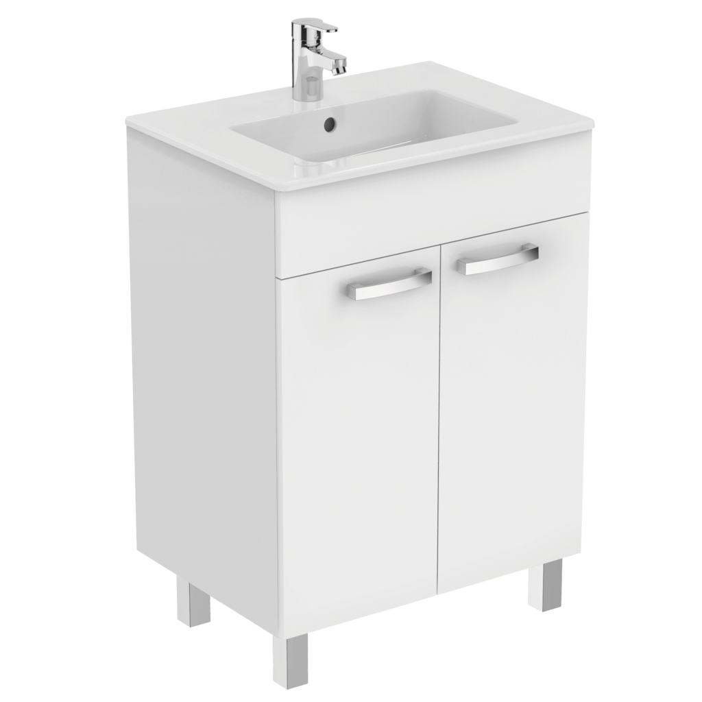 600mm Vanity Basin Unit With Legs