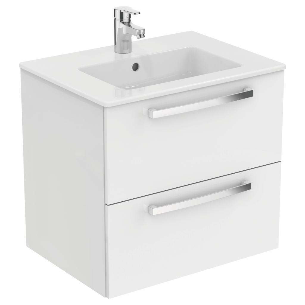 product details e3240 600mm vanity basin unit ideal standard. Black Bedroom Furniture Sets. Home Design Ideas