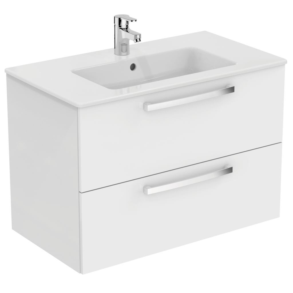 Ideal Standard   E12   Wall mounted basin unit 12 cm