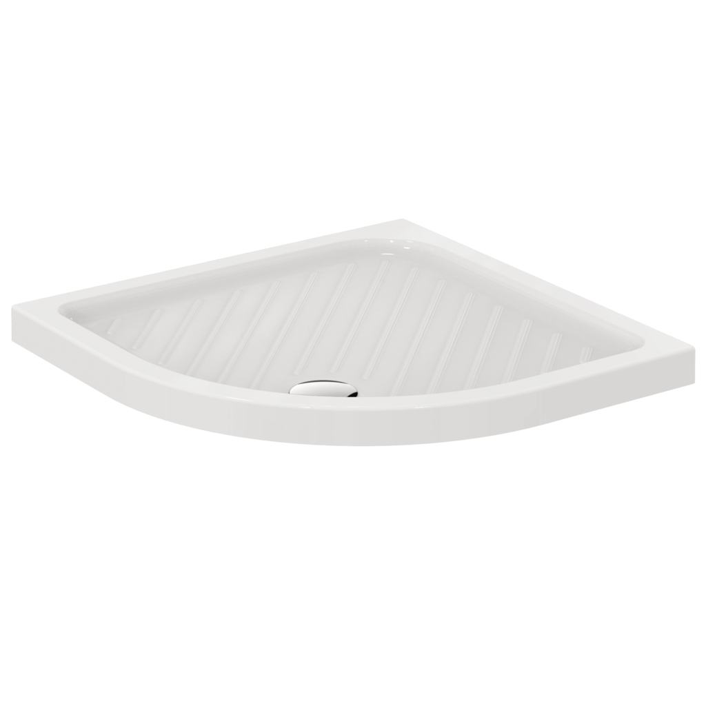 Corner Shower Tray 90x90 cm - SevaFresh | Vidima