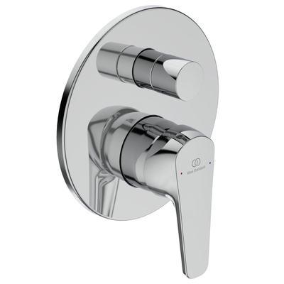 TYRIA вграден смесител за вана/душ Хром