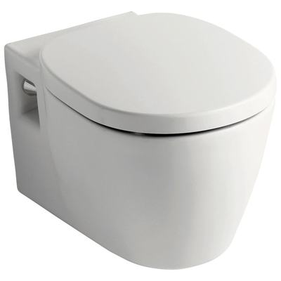 Raised Height Wall Mounted WC Pan