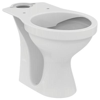 Тоалетна чиния за WC комплект SevaFresh без ринг Бял