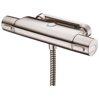 High Flow Thermostatic Exposed Shower Mixer
