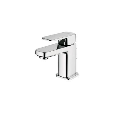 Single Lever Small basin mixer with Pop up waste