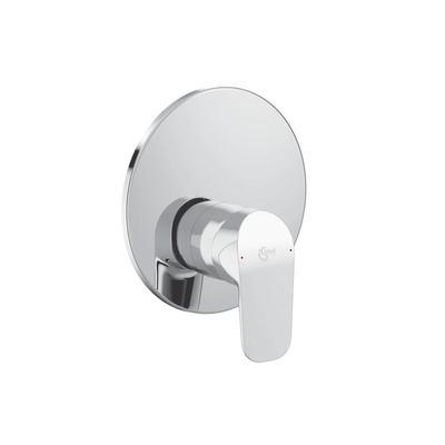 Shower built-in mixer