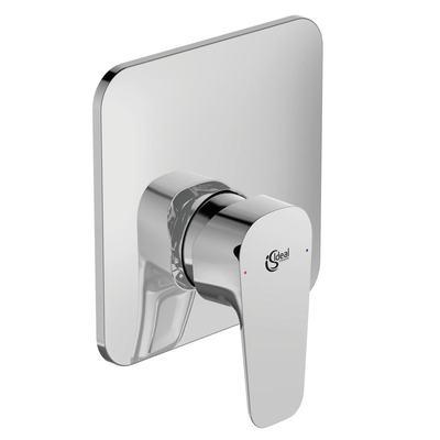 ESLA вграден смесител за душ Хром