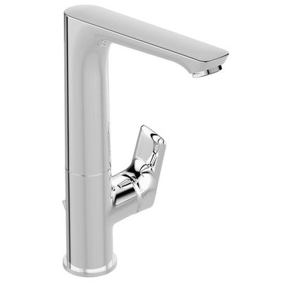 One-hole High spout basin mixer, slim