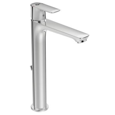 One-hole Vessel basin mixer, slim