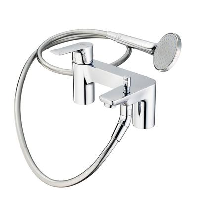 Two Hole Bath Shower Mixer