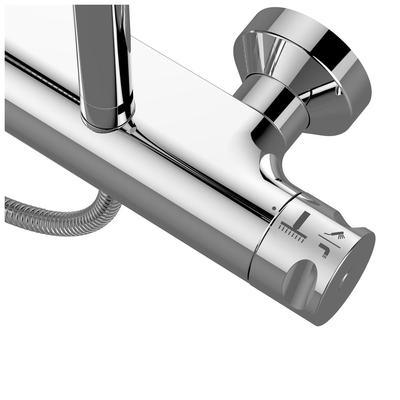 IdealRain ECO Душевая система в комплекте со смесителем для душа