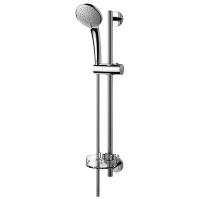 M3 shower kit with 3-functional hand shower