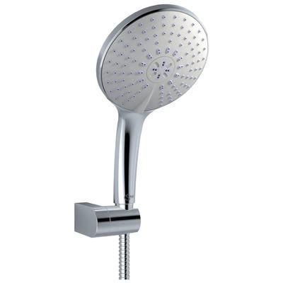 XL3 Shower Set, 3-functional, 140 mm diameter