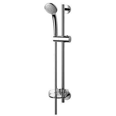 S3 shower kit with 3-functional hand shower