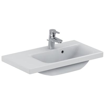 Lavabo-plan 60 x 38 cm version gauche