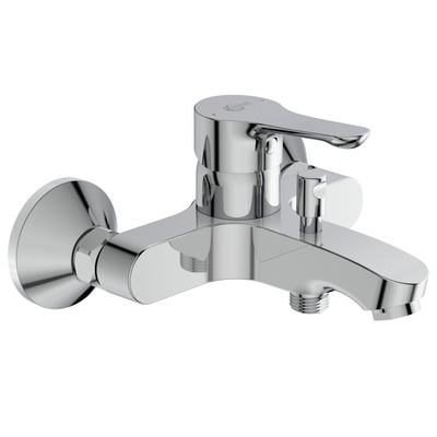 Exposed bath & shower mixer