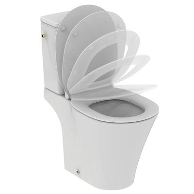 Floor standing WC bowl for combination - AquaBlade®