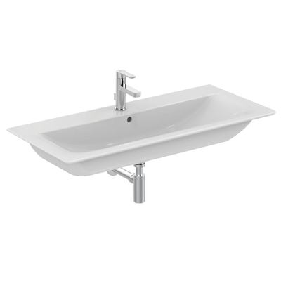 104cm Vanity basin - one taphole
