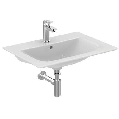 64cm Vanity basin - one taphole