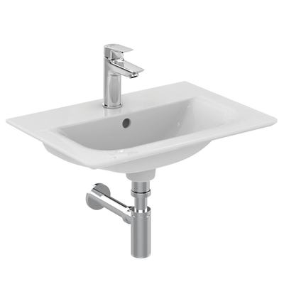 54cm mini vanity basin - one taphole