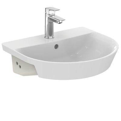 Arc 50cm semi-countertop basin - one taphole