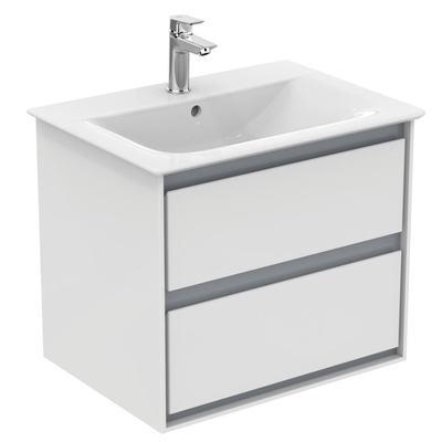 Meuble pour lavabo-plan