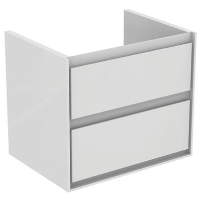 60CM Wall Hung Vanity Unit 2 drawers