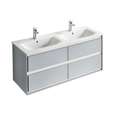 120CM Wall Hung Vanity Unit 4 drawers