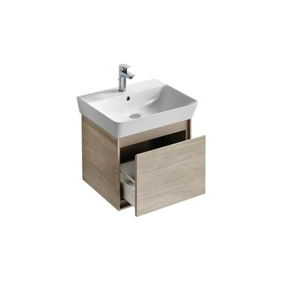 50CM Cube WH Basin unit 1 drawer