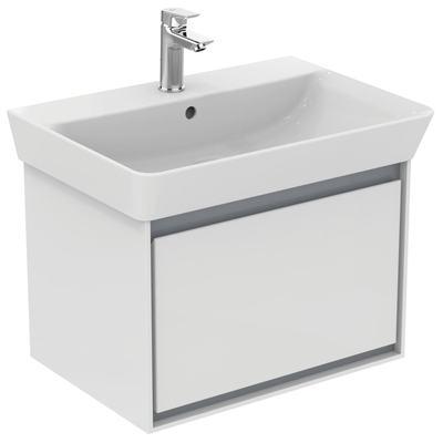 Basin unit Cube 65 cm