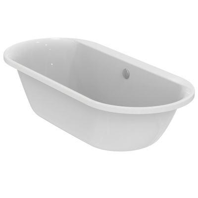 Oval bathtub 180x80 cm