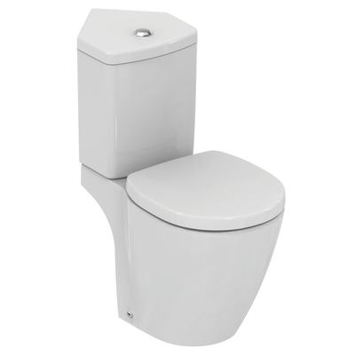 Floor standing WC bowl for combination
