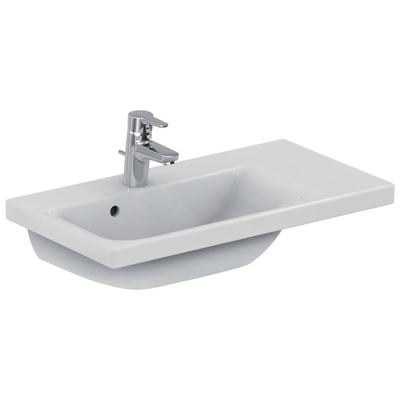 Washbasin 70 cm (short projection)