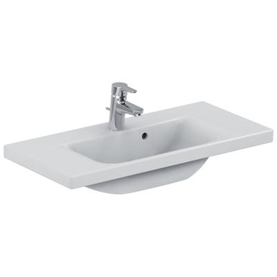 Washbasin 80 cm (short projection)