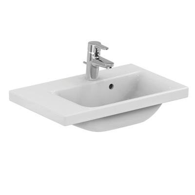 Washbasin 60 cm (short projection)