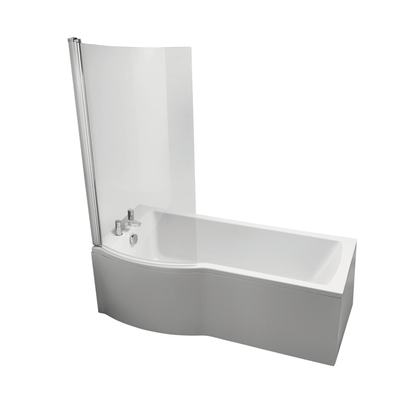 Arc Shower Bath Screen