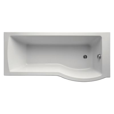 Arc 170cm Idealform Plus+ Shower bath, right hand