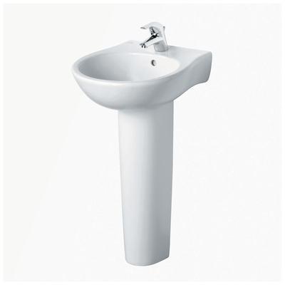 44cm Washbasin, 1 taphole