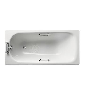 150x70cm Steel Bath