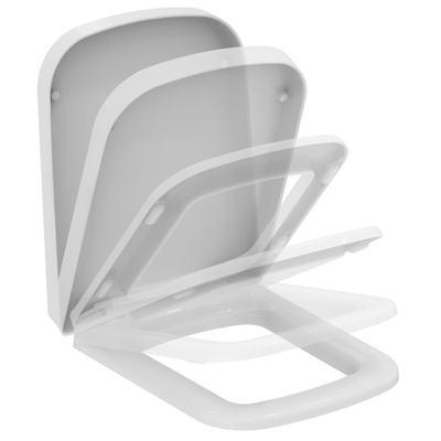 SIMPLY U Сидение и крышка для унитаза с функцией плавного закрытия