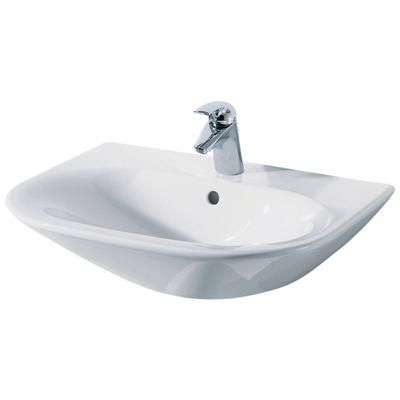 65cm Washbasin, 1 taphole